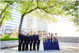 Wedding Formality Bridal Party