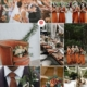 Burnt Orange Wedding