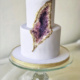 Geode Wedding Cake Ideas
