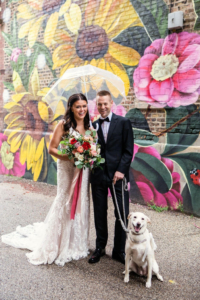 Dog Friendly Wedding Schedule