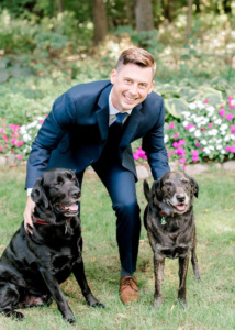 Dog Companion Wedding