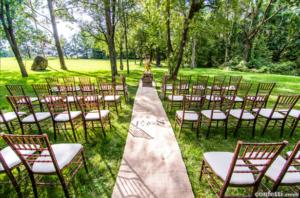 Traditional Wedding Seating